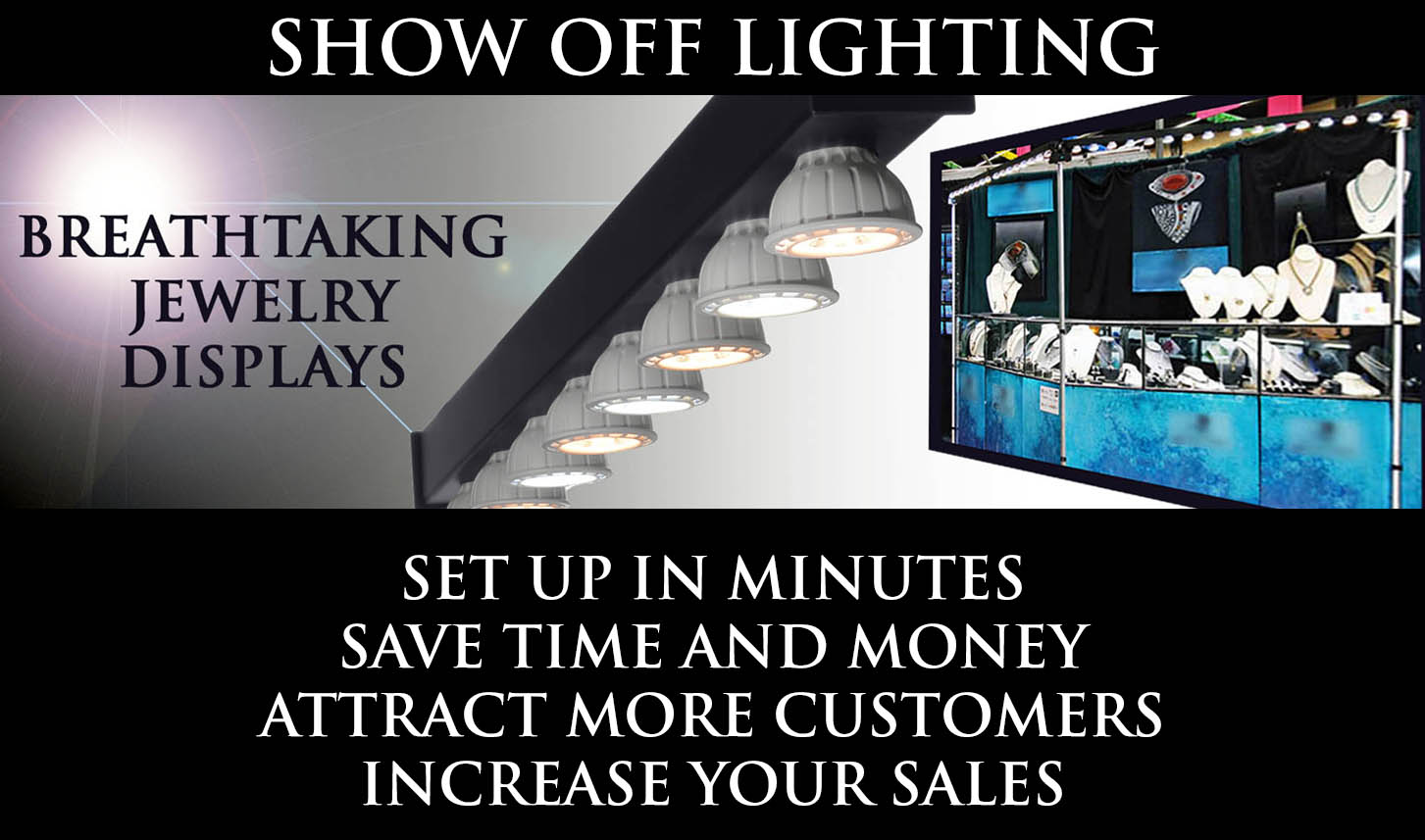 Convention Expo And Trade Show Booth Display Lighting